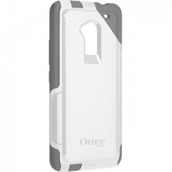 OtterBox - 77-34027 - OtterBox Commuter Series for HTC One max - Smartphone - Glacier - Polycarbonate, Synthetic Rubber