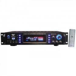 Pyle / Pyle-Pro - P3201ATU - PylePro P3201ATU Amplifier - 800 W RMS - 2 Channel - 3000 W PMPO - FM, FM - USB - iPod Supported