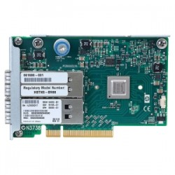 Hewlett Packard (HP) - 649282-B21 - HP InfiniBand FDR/EN 10/40Gb Dual Port 544FLR-QSFP Adapter - PCI Express x8