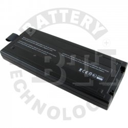 Battery Technology - PA-CF18 - BTI Lithium Ion Notebook Battery - Proprietary - Lithium Ion (Li-Ion) - 6600mAh - 7.4V DC