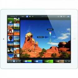 Apple - MD371E/A - La New Ipad Wi-fi 4g 64gb White