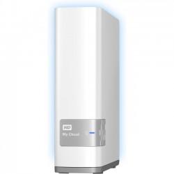 Western Digital - WDBCTL0030HWT-NESN - WD My Cloud 3TB personal cloud storage (NAS) - Dual-core (2 Core) - 3 TB HDD - Gigabit Ethernet - Network (RJ-45)