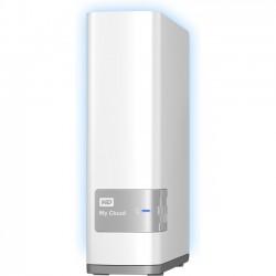 Western Digital - WDBCTL0020HWT-NESN - WD My Cloud 2TB personal cloud storage (NAS) - Dual-core (2 Core) - 2 TB HDD - Gigabit Ethernet - Network (RJ-45)