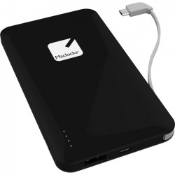 Compulocks Brands - PBLIP10KW - Compulocks Power Bank - Lithium Polymer (Li-Polymer) - 10000 mAh