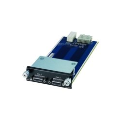 ZyXel - EM-412 - ZyXEL EM-412 Switching Module - 2 x 10GBase-CX4 LAN10 Gbit/s