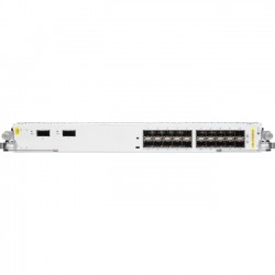 Cisco - A9K-MPA-20X1GE= - Cisco ASR 9000 20-port 1-Gigabit Ethernet Modular Port Adapter - 20 x SFP (mini-GBIC) 20 x Expansion Slots