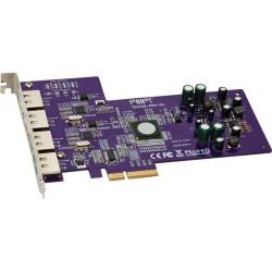Sonnet Technologies - TSATA6-PRO-E4 - Sonnet Tempo SATA Pro 6Gb 4-Port - Serial ATA/600 - PCI Express 2.0 x4 - Plug-in Card - 4 Total SATA Port(s) - 4 SATA Port(s) External