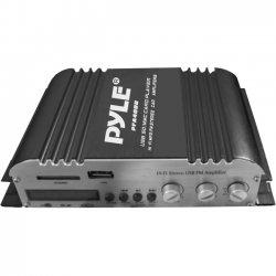 Pyle / Pyle-Pro - PFA400U - Pyle PFA400U Car Amplifier - 100 W RMS - 2 Channel - Class T
