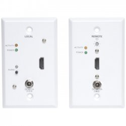 Tripp Lite - B126-1A1-WP - Tripp Lite HDMI Over Cat5 / Cat6 Active Wallplate Video Extender Kit TAA GSA