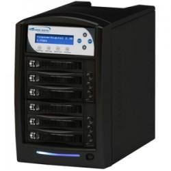 Vinotemp - HDDSHARK-5T-BK - Vinpower Digital HDDShark Hard Drive Duplicator
