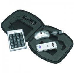 Tripp Lite - PK3020KB - Tripp Lite Notebook Peripheral Kit - Keypad / Mouse / Hub - Notebook / Laptop Computer