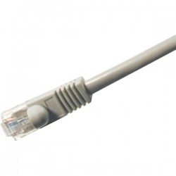 Comprehensive Cable & Connectivity - CAT5-350-7GRY - Comprehensive Standard CAT5-350-7GRY Cat.5e Patch Cable - Category 5e - Patch Cable - 7 ft - 1 x RJ-45 Male Network - 1 x RJ-45 Male Network - Gray