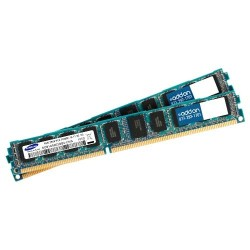 AddOn - AM327A-AMK - AddOn HP AM327A Compatible Factory Original 8GB DDR3-1333MHz Registered ECC Single Rank 1.35V 240-pin CL9 RDIMM - 100% compatible and guaranteed to work