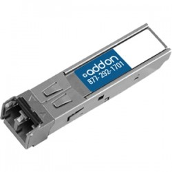 AddOn - 330-2405-AO - AddOn Dell 330-2405 Compatible TAA Compliant 10GBase-SR SFP+ Transceiver (MMF, 850nm, 300m, LC, DOM) - 100% compatible and guaranteed to work