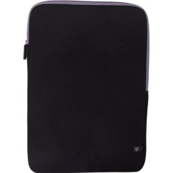 V7 - CSS4-GRY-2N - V7 Ultra CSS4-GRY-2N Carrying Case (Sleeve) for 13.3 Ultrabook, Notebook - Black, Gray - Neoprene, Ethylene Vinyl Acetate (EVA) Interior - 14.6 Height x 10.4 Width x 0.8 Depth