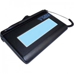 Topaz Systems - T-L462-HSB-R - Topaz SignatureGem LCD 1x5 - LCD - Active Pen - 4.40 x 1.30 Active Area LCD - USB - 410 PPI