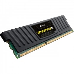 Corsair - CML8GX3M1A1600C10 - Corsair Vengeance 8GB DDR3 SDRAM Memory Module - 8 GB (1 x 8 GB) - DDR3 SDRAM - 1600 MHz DDR3-1600/PC3-12800 - 1.50 V - Non-ECC - Unbuffered - 240-pin - DIMM