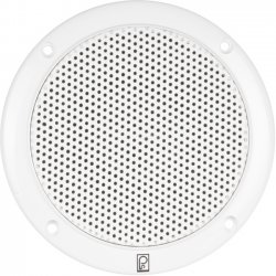 Poly-Planar - MA4056W - Poly-Planar Performance MA4056 40 W RMS - 80 W PMPO Outdoor Speaker - 2-way - 2 Pack - White - 55 Hz to 20 kHz - 4 Ohm