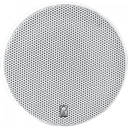 "Poly-Planar - MA6500W - Poly-Planar Platinum MA6500 Speaker - 80 W RMS - 320 W PMPO - 2-way - 2 Pack - 55 Hz to 20 kHz - 4 Ohm - 5.25"" - Marine"