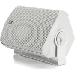 Poly-Planar - MA7500W - Poly-Planar MA7500 Outdoor Speaker - 2-way - 2 Pack - White - 60 Hz to 20 kHz - 4 Ohm