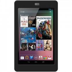 Amzer - AMZ94381 - Amzer Silicone Skin Jelly Case - Black - Tablet PC - Black - Silicone
