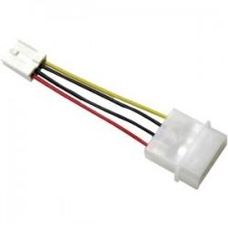 Addonics Technologies - AA4PFFPCBL - Addonics 4-Pin Female to Female Floppy Power CBL