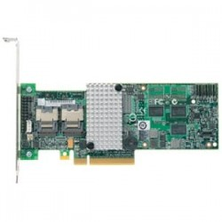 IBM - 7945-AC1-0093 - IBM ServeRAID M5015 8-port SAS/SATA Controller - Serial ATA/600 - PCI Express 2.0 x8 - Plug-in Card - RAID Supported - 0, 1, 5, 10, 50 RAID Level - 2 SAS Port(s)