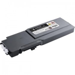 Dell - 1M4KP - Dell Toner Cartridge - Laser - Extra High Yield - 9000 Pages - Cyan - 1 Each