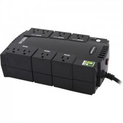 CyberPower - CP550SLGTAA - CyberPower TAA Compliant Standby CP550SLGTAA 550 VA Desktop UPS - 550VA/330W 2Minute Full Load - 4 x NEMA 5-15R - Battery Backup System, 4 x NEMA 5-15R - Surge-protected