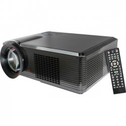 Pyle / Pyle-Pro - PRJLE33 - Pyle PRJLE33 LCD Projector - 576p - EDTV - 4:3 - LED - 100 W - SECAM, NTSC, PAL - 20000 Hour Normal Mode - 800 x 600 - SVGA - 2500 lm - HDMI - VGA In - 1 Year Warranty