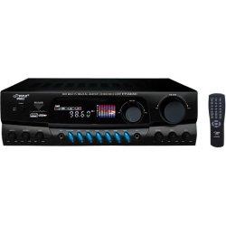 Pyle / Pyle-Pro - PT560AU - PylePro PT560AU AM/FM Receiver - 300 W RMS - 2 Channel - AM, FM - USB
