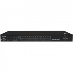i3 International - SW24400 - i3International Annexxus Cortex Switch SW-24400 - 20 x Gigabit Ethernet Network, 4 x Gigabit Ethernet Expansion Slot - Manageable - 2 Layer Supported - 1U High