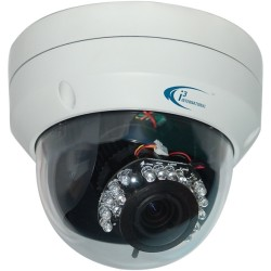 i3 International - C-AX52R - i3International 2 Megapixel Network Camera - Color - H.264, MPEG-4, Motion JPEG - 1920 x 1080 - 3 mm - 9 mm - 3x Optical - CMOS - Cable - Fast Ethernet - Dome