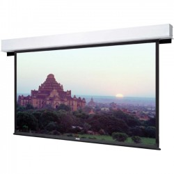 Da-Lite - 20844 - Da-Lite Advantage Deluxe Electrol Electric Projection Screen - 123 - 16:10 - Ceiling Mount - 65 x 104 - High Contrast Matte White