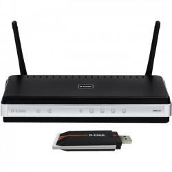 D-Link - DKT-408 - D-Link Wireless N USB Network Starter Kit