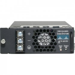 Cisco - PWR-C49-300DC= - Cisco 300W DC Power Supply