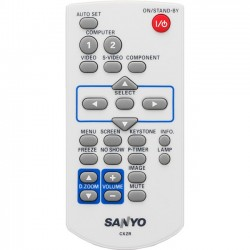 Panasonic - 6450993213 - Panasonic Device Remote Control - For Projector