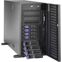Tyan Computer - B4985V50V8H-8P-E - Tyan Transport VX50 (B4985-E) Barebone System - nVIDIA nForce4 Professional - Socket F (1207) - Opteron (Dual-core), Opteron (Quad-core) - 1000MHz Bus Speed - 128GB Memory Support - DVD-Reader (DVD-ROM) - Gigabit