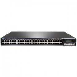 Juniper Networks - EX3200-48P - Juniper EX3200-48P Layer 3 Switch - 1 x Expansion Slot - 48 x 10/100/1000Base-T