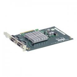 Supermicro - AOC-UTG-I2 - Supermicro Universal I/O 2 Port 10-Gigabit Ethernet LAN Card - PCI Express x8 - 2 x CX4 - 10GBase-CX4