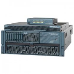 Cisco - ASA5510AIP10K8-RF - Cisco ASA 5510 Security Appliance - 3 x 10/100Base-TX - 1 x SSM , 1 x CompactFlash (CF) Card