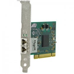 Allied Telesis - AT-2916SX/LC-901 - Allied Telesis AT-2916SX Fiber Network Interface Card - PCI - 1 x LC - 1000Base-SX - Internal