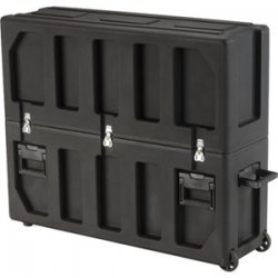 SKB Cases - 3SKB-3237 - SKB 3SKB-3237 Large LCD Screen Case - Polyethylene - Black
