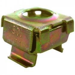 Rack Solution - CAGENUT-M6-50PK - Rack Solutions CAGENUT-M6-50PK M6 Nut - Cage Nut - 50 / Pack