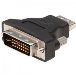 Belkin / Linksys - F2E0182-DV - Belkin - Video adapter - dual link - HDMI (F) to DVI-D (M)