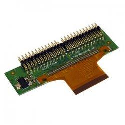 """Addonics Technologies - AAT18ZIF25 - Addonics AAT18ZIF25 1.8"""" ZIF to 2.5"""" IDE Adapter - 1 Pack - 1 x ZIF Male IDE - 1 x IDC Male IDE"""