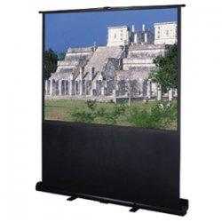 """Da-Lite - 33032 - Da-Lite Deluxe Insta-Theater Projection Screen - 36"""" x 48"""" - Wide Power - 60"""" Diagonal"""