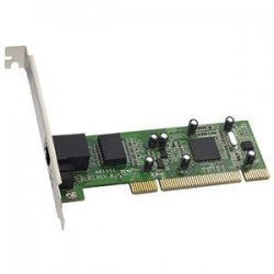 Sonnet Technologies - GE1000-LA - Sonnet Presto GE1000LA PCI Network Interface Card - PCI - 1 x RJ-45 - 10/100/1000Base-T - Internal