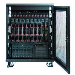 Supermicro - SBE-710E-D28 - Supermicro SBE-710E-D28 Chassis - 7U - Rack-mountable - 10 Bays - 1400W