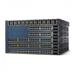 Cisco - WS-C3560E48PDEF-RF - Cisco Catalyst 3560E-48PD-EF Multi-layer Ethernet Switch with PoE - 2 x X2 - 48 x 10/100/1000Base-T